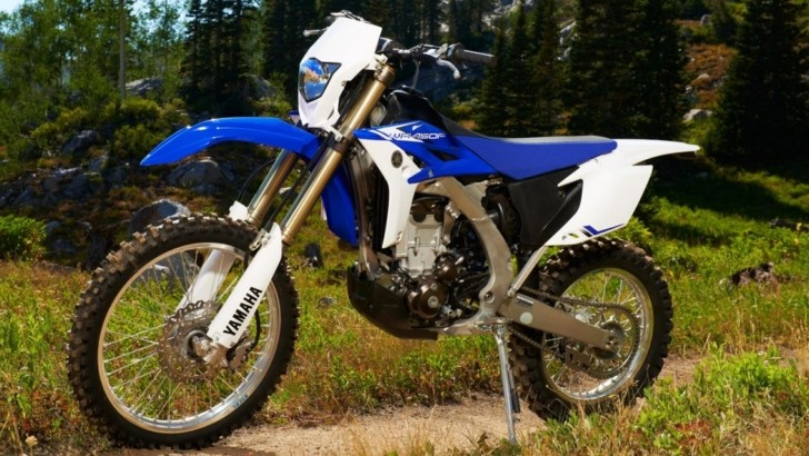 2013 Yamaha WR450F, the Racing-bred Off-Road Fun Machine [Photo Gallery]