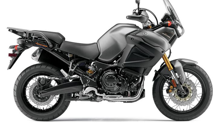 2013 Yamaha XT1200Z Super Tenere Attacks BMW and KTM [Photo Gallery]
