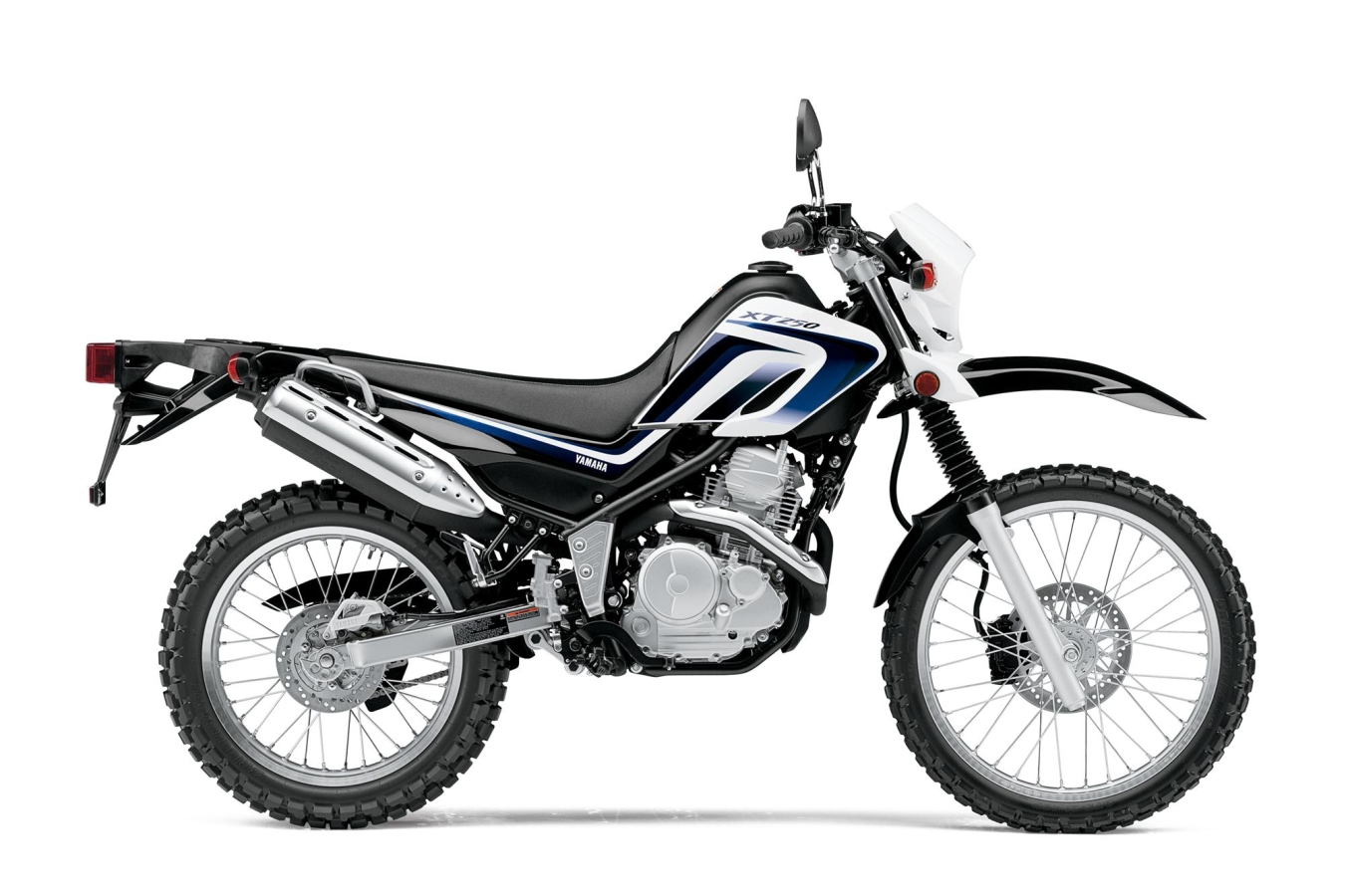 2013 yamaha xt250 finally gets fuel injection autoevolution. Black Bedroom Furniture Sets. Home Design Ideas