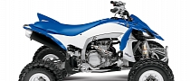 2013 Yamaha YFZ450R, the Good Sporty Quad Got Better