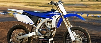 2013 Yamaha YZ250F, the Lightweight Dirt Racing Machine [Photo Gallery]