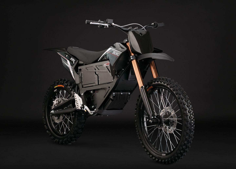 2013 Zero Mx Electric Bike Detailed Autoevolution