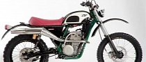 2013 ZPSport 449, the New Retro Enduro with Fabulous Price Tag