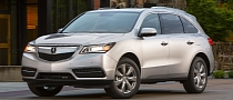 2014 Acura MDX and RDX Get 5-Star Safety Rating from NHTSA [Video]