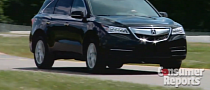 2014 Acura MDX Gets Positive Review from Consumer Reports [Video]