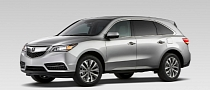 2014 Acura MDX Official Images Revealed