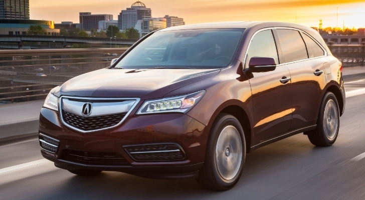Acura MDX Pricing Starts At Autoevolution - Acura mdx prices