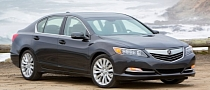 2014 Acura RLX Gets US Pricing - Starts from $48,450
