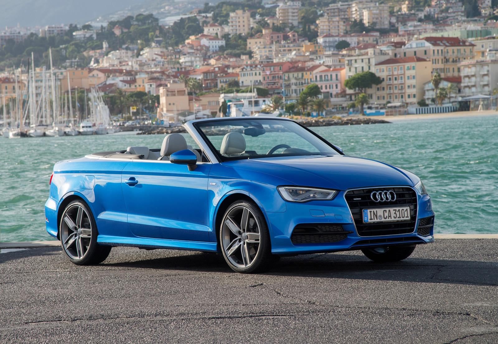 2014 audi a3 cabriolet uk pricing announced autoevolution. Black Bedroom Furniture Sets. Home Design Ideas