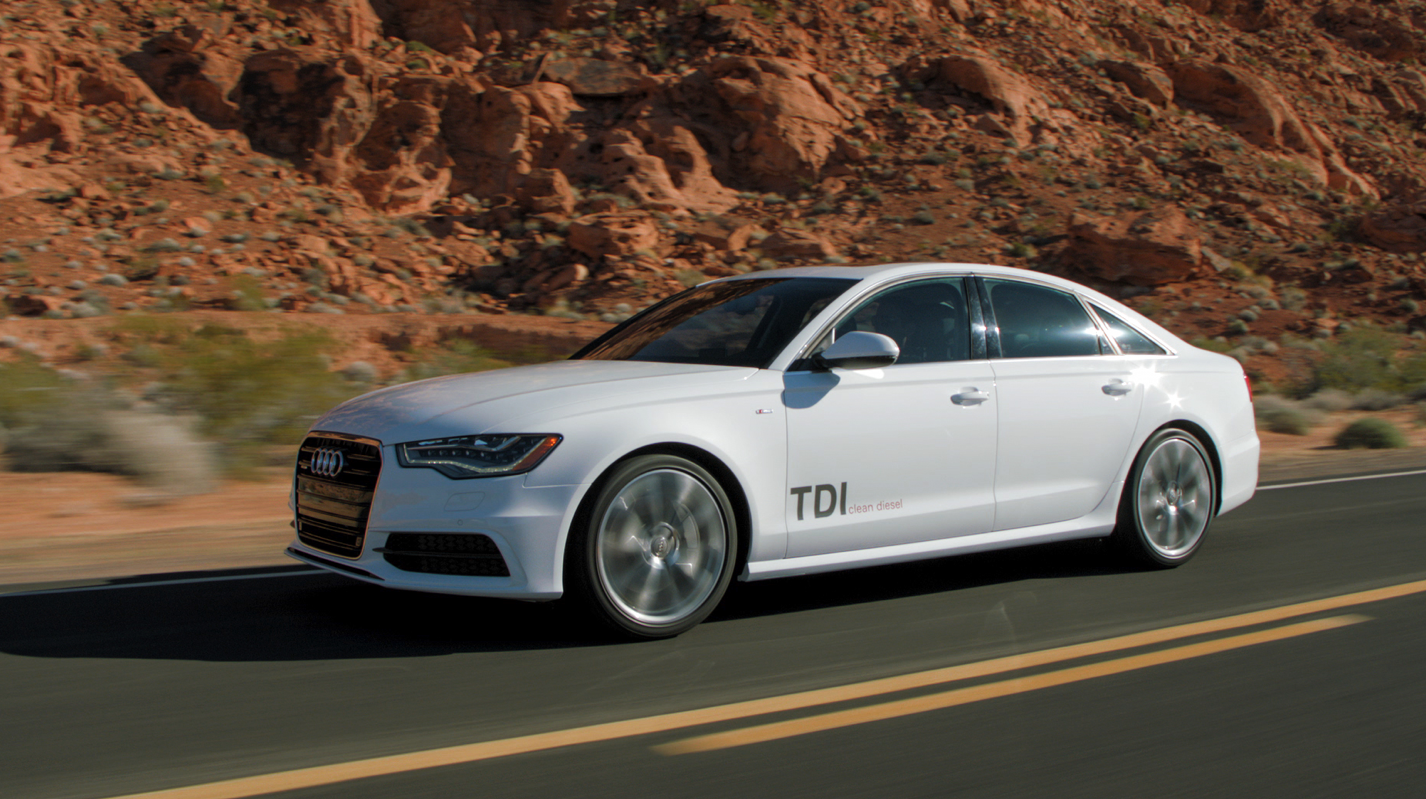 2014 audi a6 tdi priced does 38 mpg autoevolution. Black Bedroom Furniture Sets. Home Design Ideas