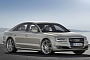 2014 Audi A8 Facelift: More Powerful Engines
