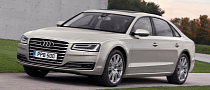 2014 Audi A8 UK Pricing Announced
