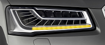 2014 Audi A8 Will Have Sequentially Illuminating LED Turn Signals