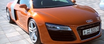2014 Audi R8 Looks Sweet in Samoa Orange [Video]