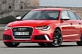 2014 Audi RS6 Sedan Rendered