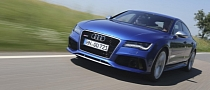 2014 Audi RS7 US Pricing Starts at $104,900 [Video][Photo Gallery]