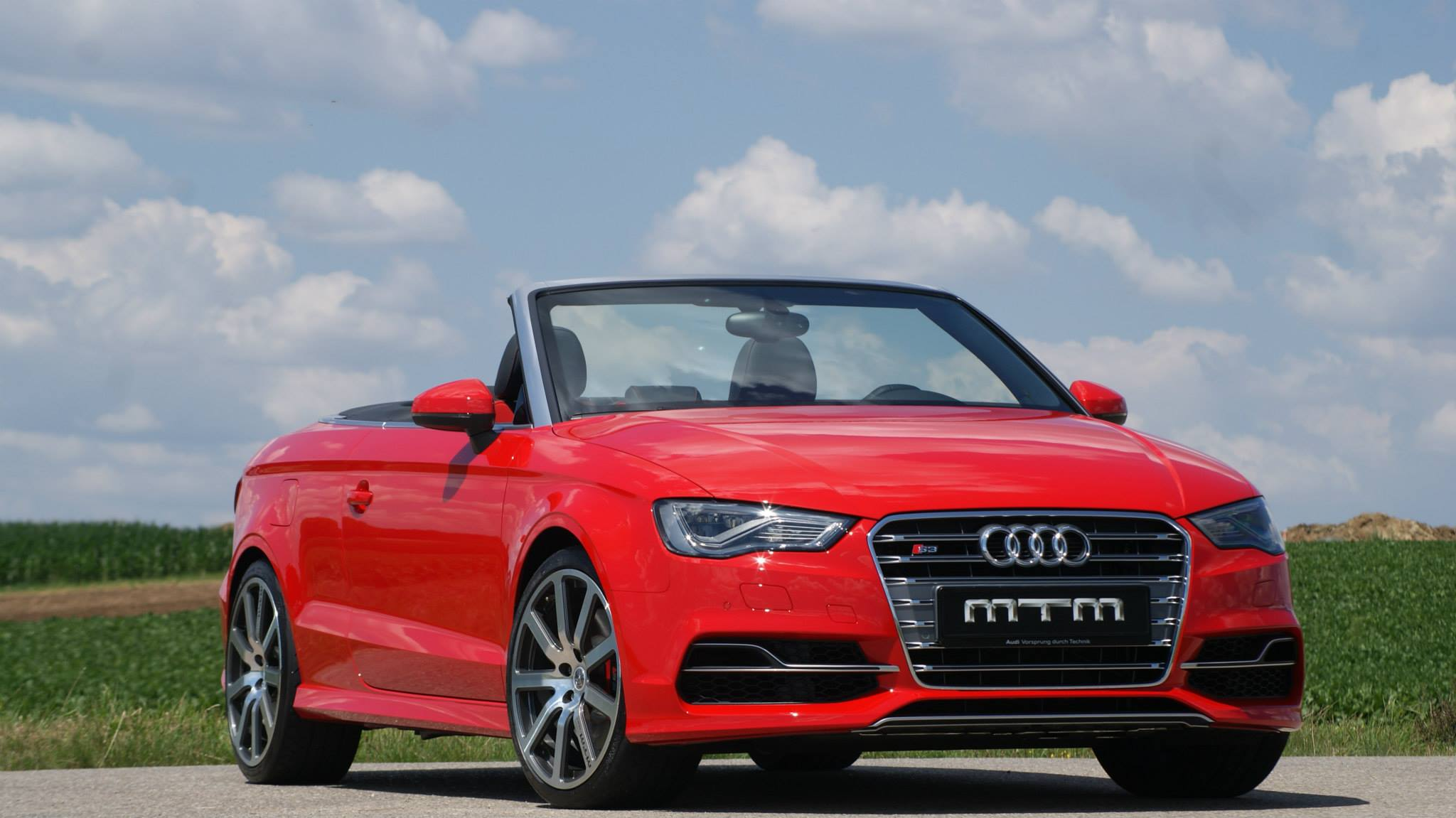 2014 audi s3 cabriolet tuned to 360 hp by mtm autoevolution. Black Bedroom Furniture Sets. Home Design Ideas