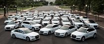 2014 Audi TDI Models to Go from Los Angels to New York on 4 Tanks