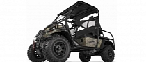 2014 Bad Boy Buggies Ambush iS, the Hybrid Hunting UTV