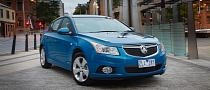 "2014 ""Best Ever"" Holden Cruze Officially Revealed"