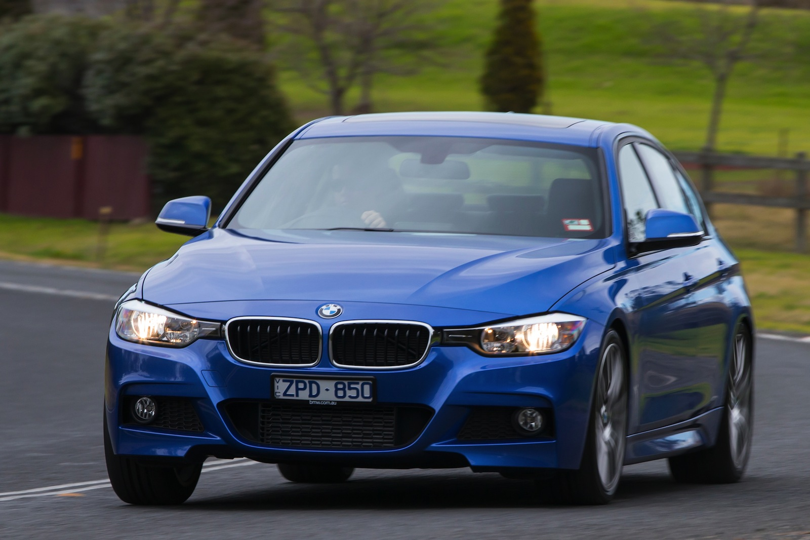 2014 Bmw 316i M Sport Review By Car Advice Autoevolution
