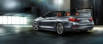 2014 BMW 4 Series Cabrio Rendered Again