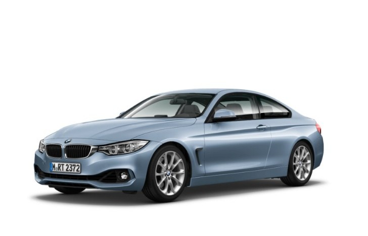 2014 BMW 4 Series Coupe Configurator Goes Online