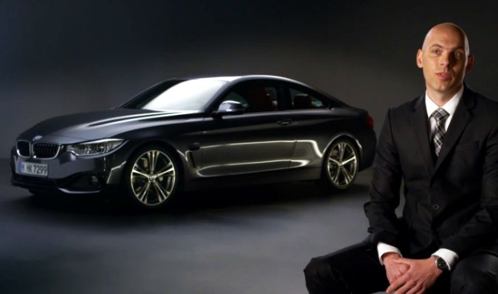 2014 BMW 4 Series Coupe Makes Video Debut [Video]