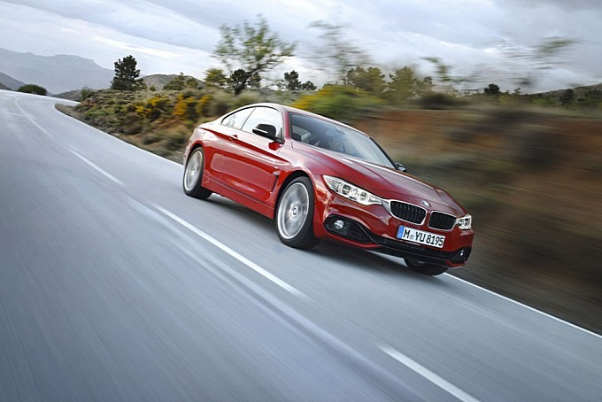 2014 BMW 4 Series Coupe US Pricing