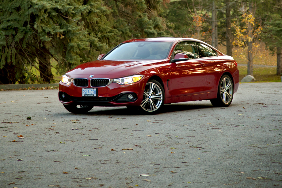 2014 bmw 428i xdrive review by autoevolution. Black Bedroom Furniture Sets. Home Design Ideas