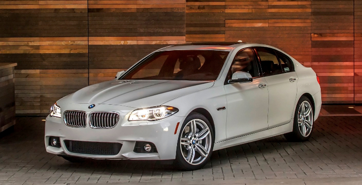 2014 BMW 5 Series LCI Officially Launched in North America [Photo Gallery]