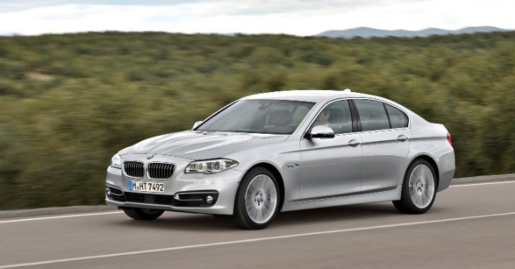 2014 BMW 5 Series LCI Receives Trim Lines in the US