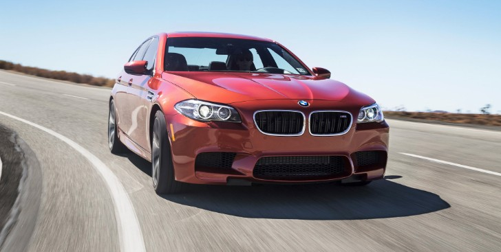 2014 BMW 5 Series Nominated for MotorTrend's Car of the Year