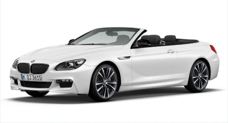 2014 BMW 6 Series Updates Announced