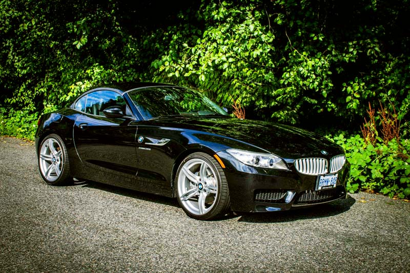 2014 Bmw E89 Z4 Sdrive35i Test Drive By Autos Ca
