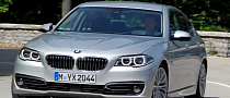 2014 BMW F10 5 Series Diesel Review by Autocar