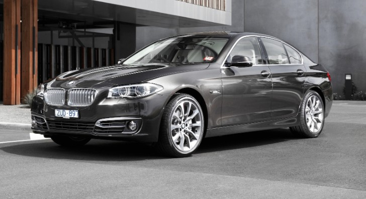 2014 bmw f10 5 series lci test drive by car advice bmw power autos post. Black Bedroom Furniture Sets. Home Design Ideas