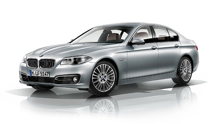 2014 BMW F10 5 Series Officially Unveiled [Photo Gallery]