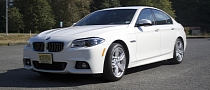 2014 BMW F10 535d LCI Test Drive by Autoguide