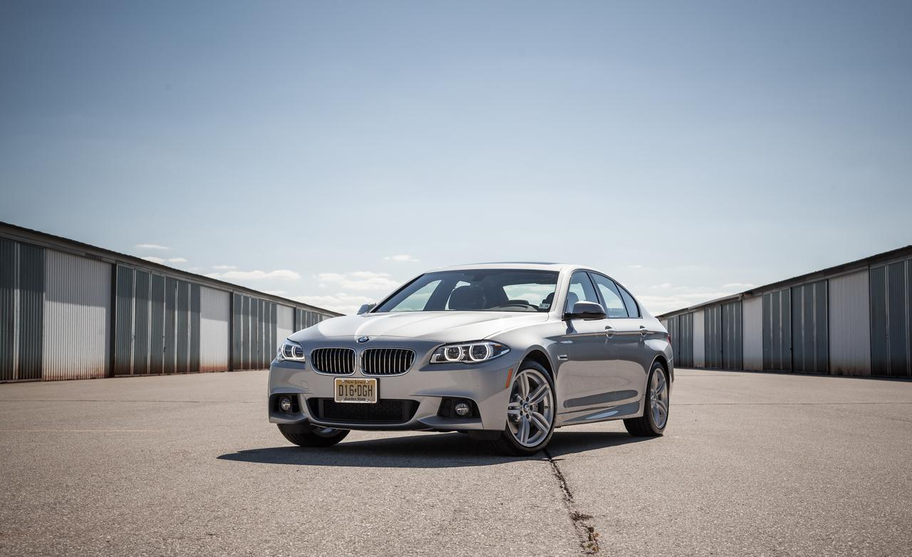 2014 BMW F10 535d Review by Car and Driver - autoevolution