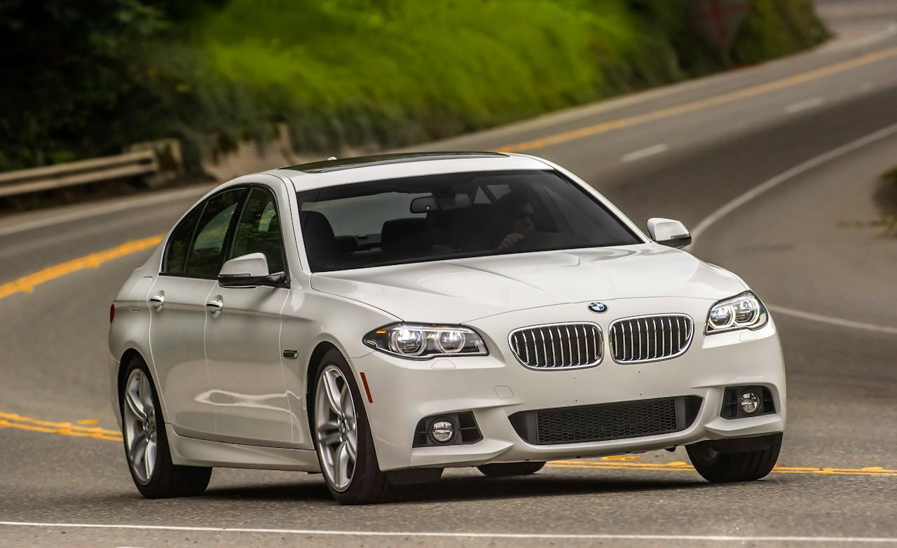 2014 BMW F10 535d Test Drive by Car and Driver - autoevolution