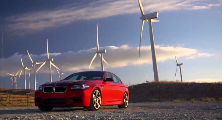 2014 BMW F10 M5 LCI Competition Package Review [Video]