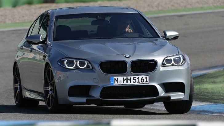 2014 BMW F10 M5 LCI Officially Unveiled [Photo Gallery]