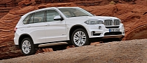 2014 BMW F15 X5 Coming Out with 3 Engine Choices