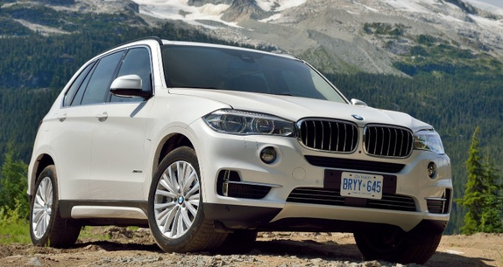 2014 BMW F15 X5 Launch Videos [Video]
