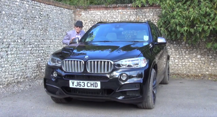2014 BMW F15 X5 Off Road Review by Honest John [Video]
