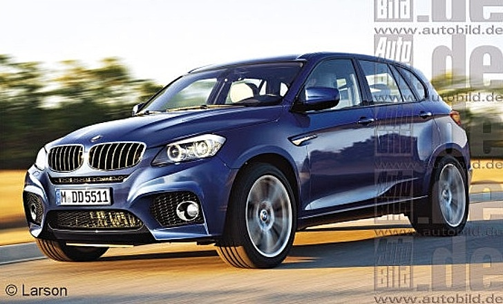 2014 bmw f15 x5 rendered could get xl5 long wheelbase version autoevolution. Black Bedroom Furniture Sets. Home Design Ideas