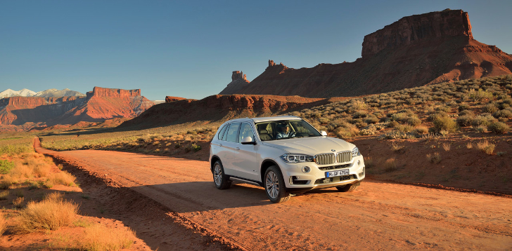 2014 BMW F15 X5 RWD Starts at £42,590 in the UK