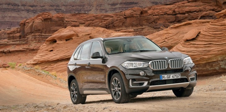2014 BMW F15 X5 Starts at $53,725 in the US