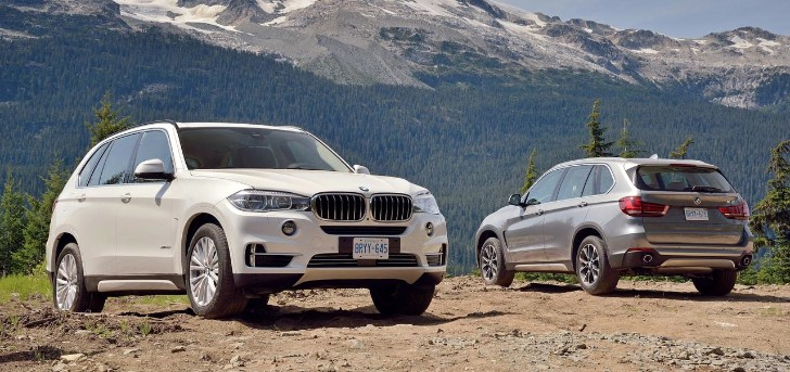 2014 BMW F15 X5 Test Drive by Car and Driver
